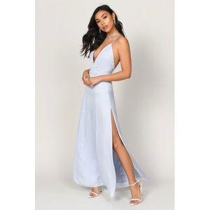 Tobi Naomi Low Back Dress